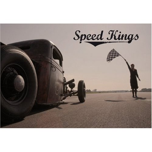Speed Kings presents photographs by Dirk Behlau that skillfully capture the adrenalin-fuelled atmosphere of suspense on and alongside the track. http://amzn.to/PDj5mA $32.34