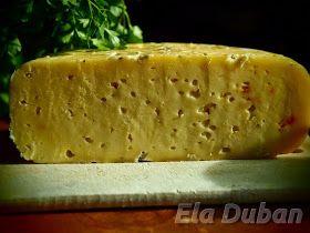 W poszukiwaniu SlowLife: Hiszpański ser manchego z szafranem
