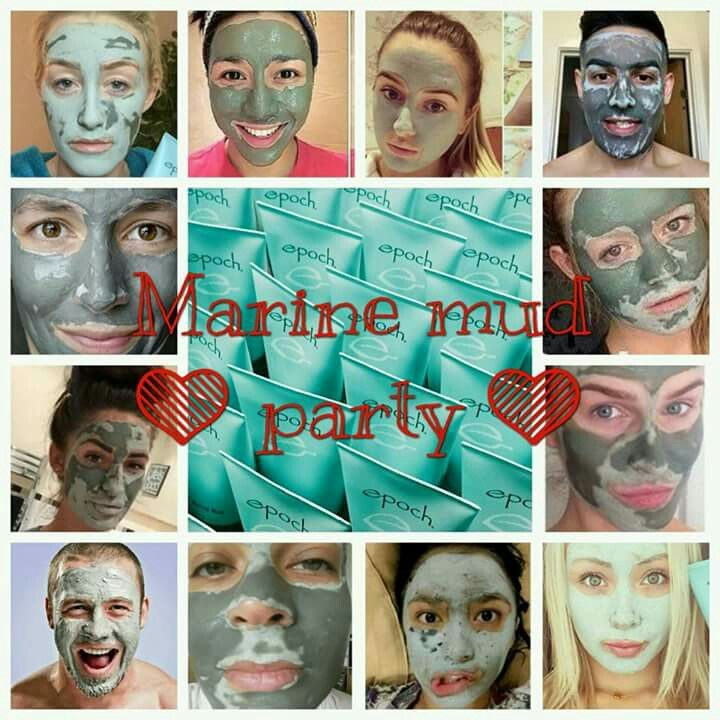 """This is """"MUST HAVE"""" mask, also men love this mask :) Marine mud ideal for problematic skin: -contains sea botanicals -nourishes skin -eliminates black spots -removes paced cells It revitalises the skin and leaves it feeling smoother and looking more toned, fresh and clear.  #SimplyTheBest  #MarineMudMask"""