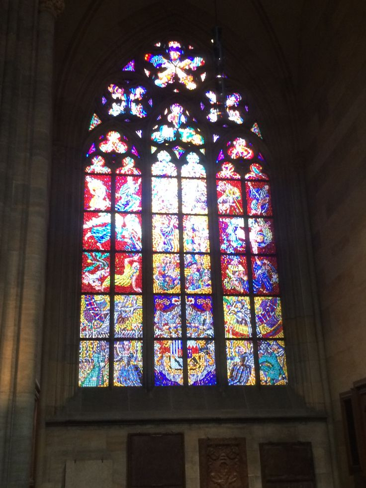 Great church window