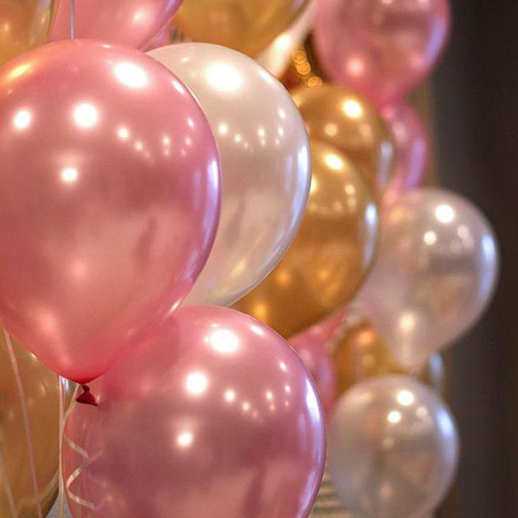 Parel ballonnen 20 st 10 Inch Dikke 2.2g Verjaardag Ballons Decoraties Wedding Ballons Roze Wit Paars Globos Party Groothandel in Parel ballonnen 20 st 10 Inch Dikke 2.2g Verjaardag Ballons Decoraties Wedding Ballons Roze Wit Paars Globos Party Groothandel van Ballons & Accessoires op AliExpress.com | Alibaba Groep
