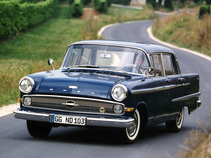 1959 64 opel kapit n p2 opel klassiker pinterest my father cars and homburg. Black Bedroom Furniture Sets. Home Design Ideas