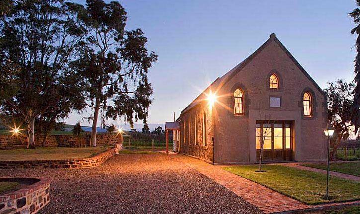 The Kirche @ Charles Melton - Barossa Valley - South Australia  http://www.beautifulaccommodation.com/properties/the-kirche-at-charles-melton