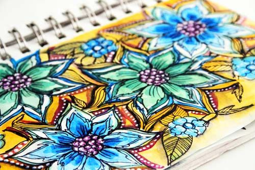 great sketchbook ideas