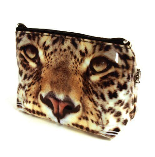 """Leopard Make Up Bag / Wash Bag by Catseye by catseye. $19.98. 21 cm / 8"""""""" wide x 12 cm / 5"""""""" high. Georgeous Catseye bag. Leopard Make Up Bag / Wash Bag by Catseye Georgeous Catseye bag 21 cm / 8"""""""" wide x 12 cm / 5"""""""" high"""