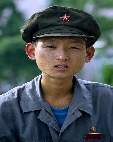 fotos da coreia do norte