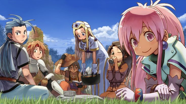 widescreen backgrounds tales of phantasia