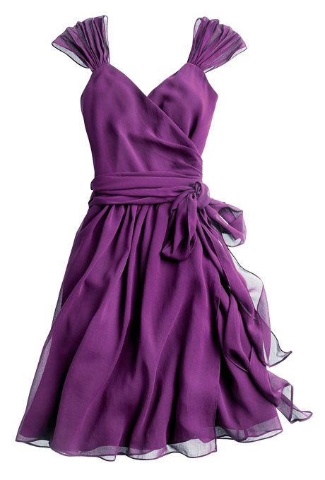 83 best images about wedding bridesmaids dresses on for Silver and purple wedding dresses