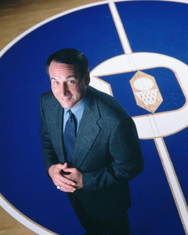basketball coach cover letter%0A Mike Krzyzewski  Coach K  Duke Blue Devils  Basketball