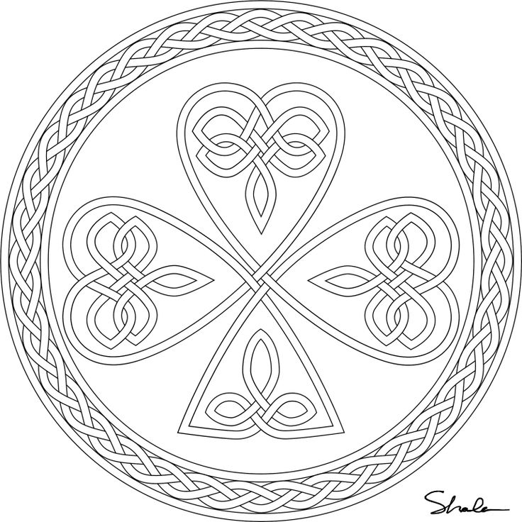 Best 25 Celtic Patterns Ideas
