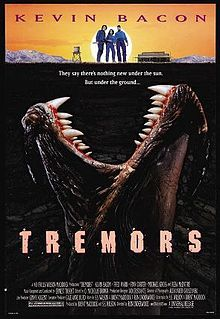 Currently sitting at #245 on my Flickchart list of Favorite Films of All Time. When comedy and horror come together just right, the effects can be truly sublime. While this film has dedicated fans of all stripes, you really should do some serious time in the B-movie trenches to truly appreciate Tremors as the wonder that it is.