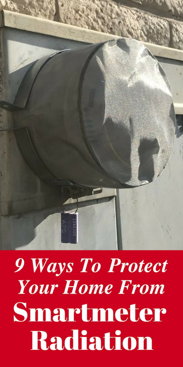 9 Ways To Protect Your Home From Smart Meter Radiation Best Emf Protection Orgone Products