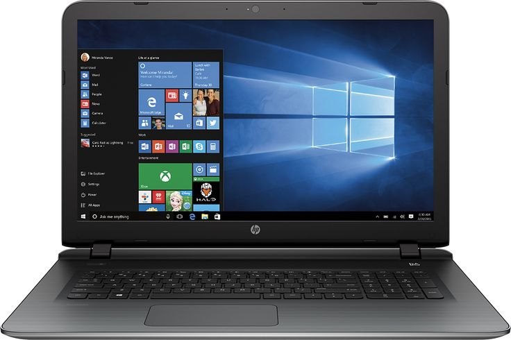 Buy HP  Pavilion 17.3 Laptop  Intel Core i5  4GB Memory  1TB Hard Drive  Silver