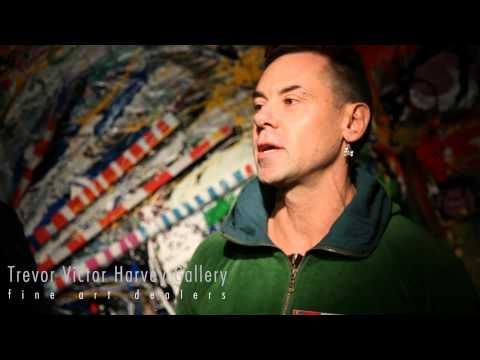 TVH Gallery Exhibition Anthony Breslin 2012 - YouTube