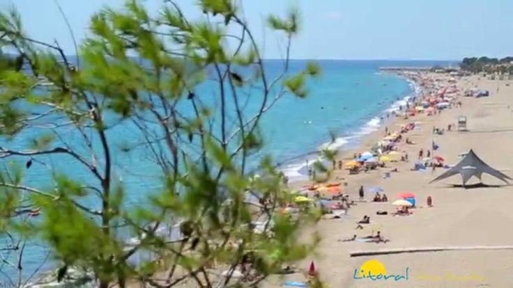 Video vacaciones en Miami Platja, Spain