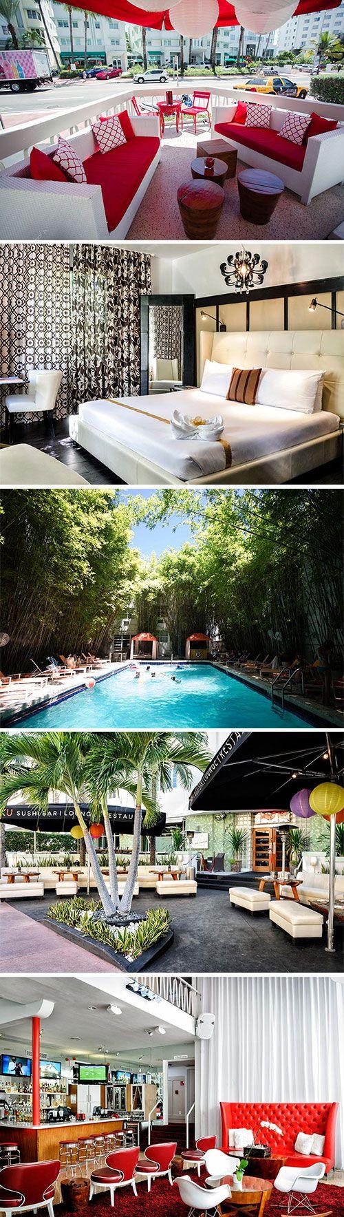 Combineer stad, strand en design tijdens een verblijf in het boutique hotel The Cataline Hotel & Beach Club. Dit driesterren hotel heeft niet alleen een fantastische ligging, maar biedt je ook nog luxe tegen een betaalbare prijs.