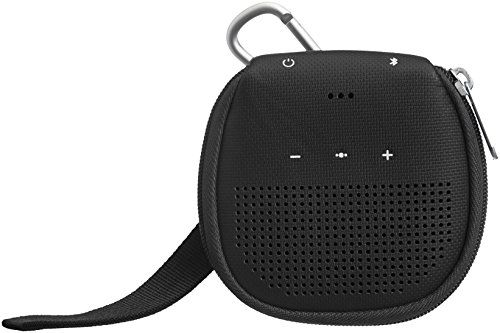 AmazonBasics Case with Kickstand for Bose SoundLink Micro Bluetooth Speaker - Black #AmazonBasics #Case #with #Kickstand #Bose #SoundLink #Micro #Bluetooth #Speaker #Black