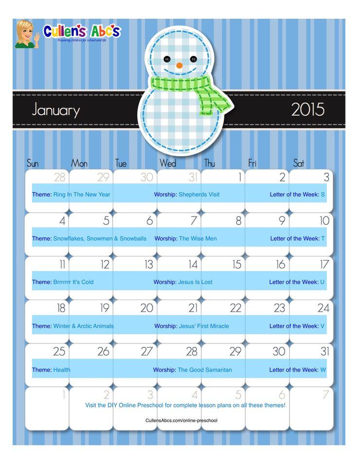 Diy Calendar For Kindergarten : Best images about home preschool bible studies on