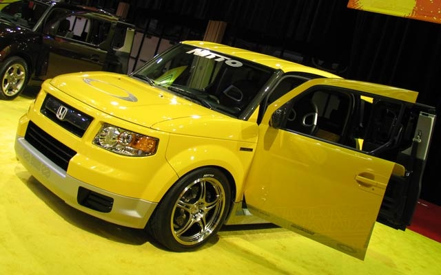 Honda Element | Vroom Vroom! | Pinterest | Honda, Cars and Yellow