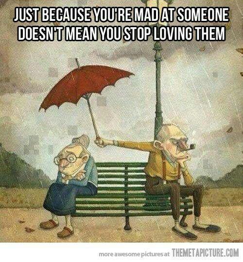 Never stop loving!  :-D