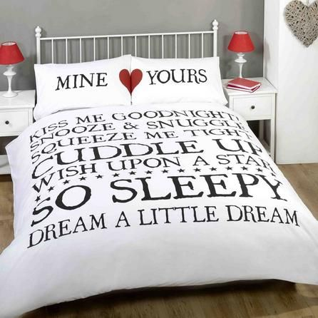 just contempo king size cotton blend shabby chic duvet cover u2013 mine u0026 yours love red black u0026 white bedding bed set black u0026 white