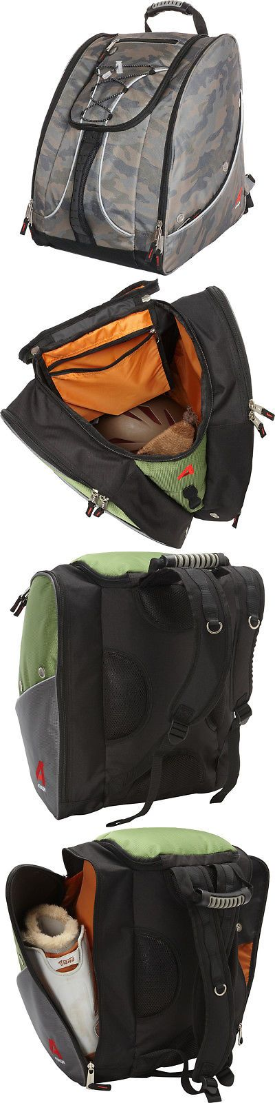 Bags and Backpacks 21229: Athalon Tri-Athalon Boot Bag 6 Colors Ski And Snowboard Bag New -> BUY IT NOW ONLY: $84.99 on eBay!