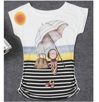 Dámské letní tričko s potiskem pláž – trička s potiskem Na tento produkt se vztahuje nejen zajímavá sleva, ale také poštovné zdarma! Využij této výhodné nabídky a ušetři na poštovném, stejně jako to udělalo již …