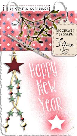 """I miei auguri per tutti tutti tutti!!!! con il cuore! Ho - come consuetudine - preparato un'immagine augurale che potete prendere semplicemente facendo """"copia ed incolla""""....fine del 2014...per me un anno veramente... http://graficscribbles.blogspot.it/…/i-miei-auguri-per-tutt… #annonuovo #anno2015 #auguri"""