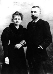 Pierre and Marie Curie (wedding)