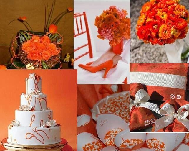 Red cayenne wedding 2014