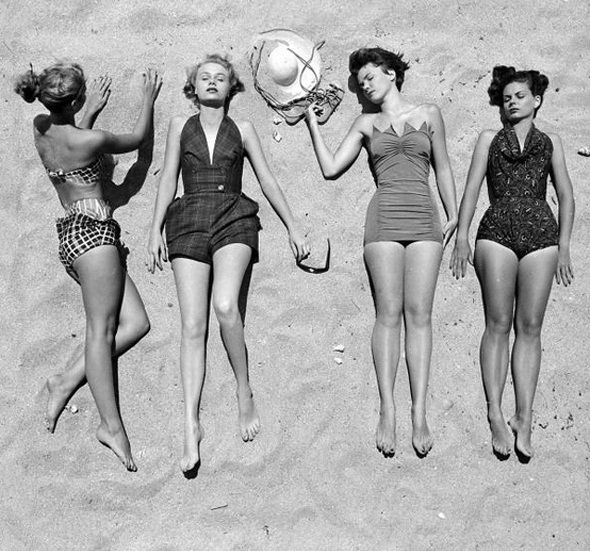 Vintage swimwear guide: A suit for all body shapes