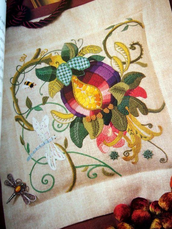 Encyclopedia Of Needlework Needlepoint Embroidery by NeedANeedle, $9.75