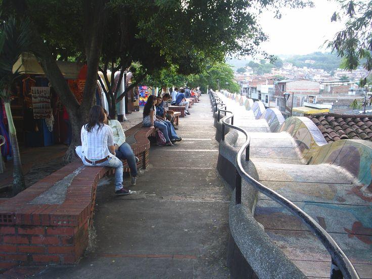 Loma de la Cruz -  #Cali #ValledelCauca #Colombia