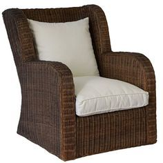 Coastal Rattan Chair | Coast Furniture + Interiors