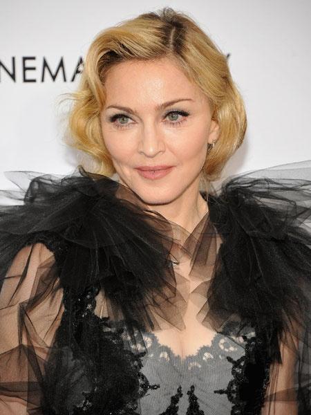 Madonna 'Oblivious' to Elton's Golden Globes Diss