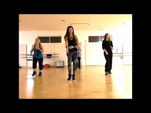 Zumba®/Dance Fitness- Christmas/Conga Navidena/Salsa - YouTube