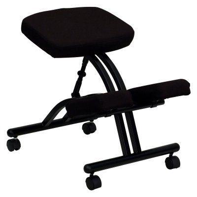 Flash Furniture Simms Ergonomic Kneeling Posture Office Chair - WL-1420-GG