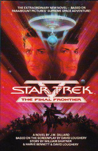 Star Trek V: The Final Frontier (#15600) by J.M. $5.95 Dillard,http://www.amazon.com/dp/B006RTH5DI/ref=cm_sw_r_pi_dp_8bQMsb141F3TWHJ8