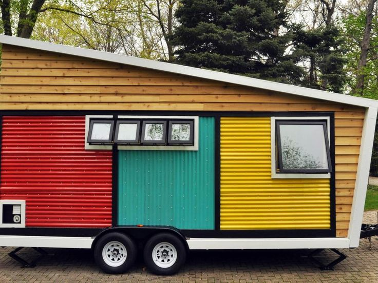 Mini Houses On Wheels 11 best tiny houses images on pinterest | tiny house on wheels