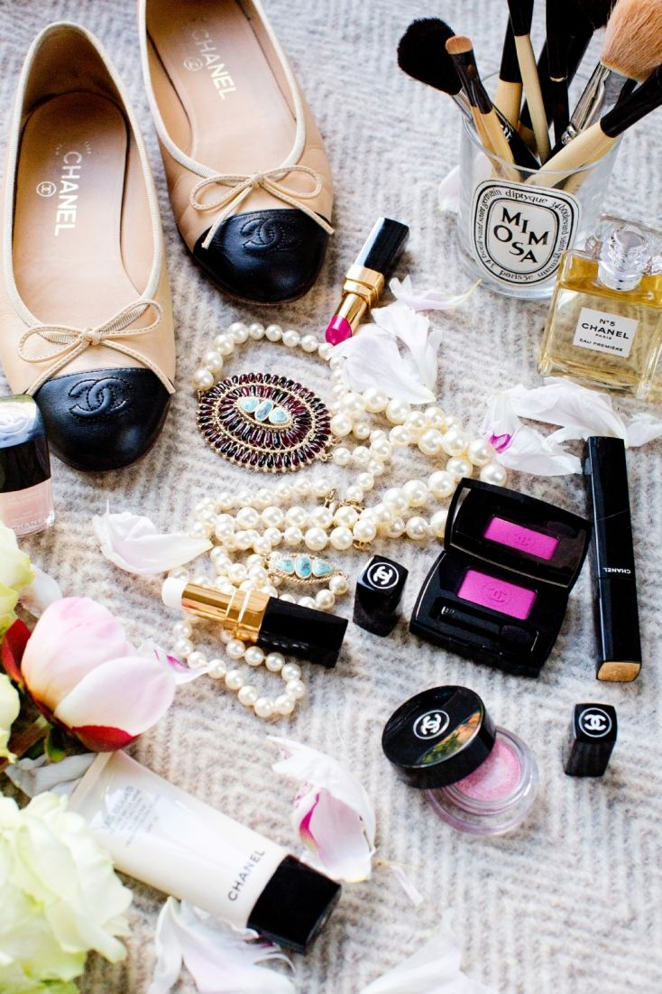 You can never have too much Chanel