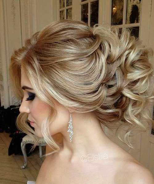 20 Frisuren für Hochzeiten: Langes Haar