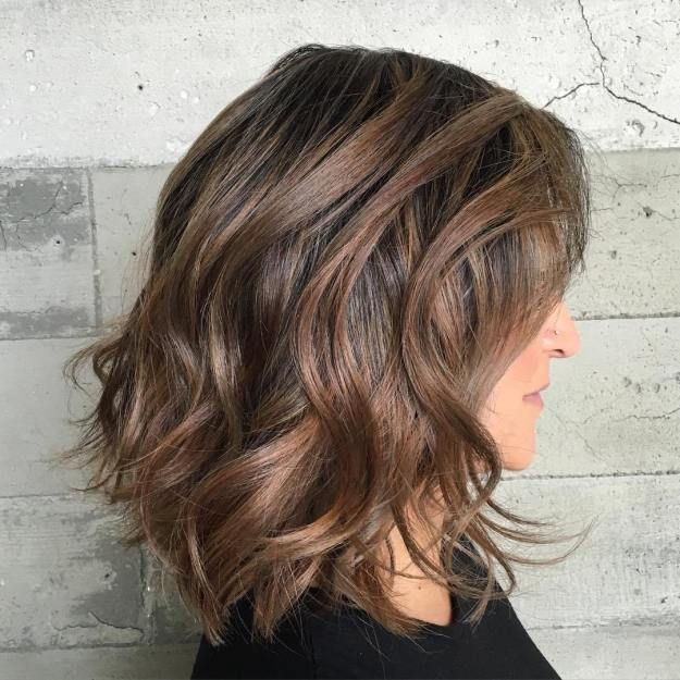 40++ Medium vs coarse hair trends