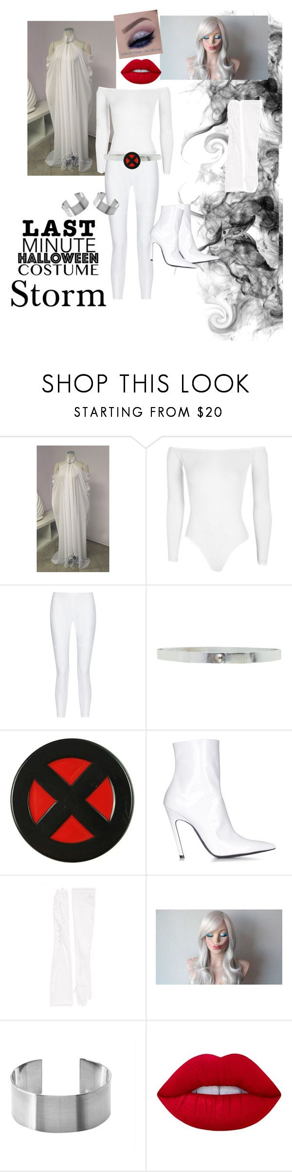 x men storm by iamnavohnjayms liked on polyvore featuring boohoo 10