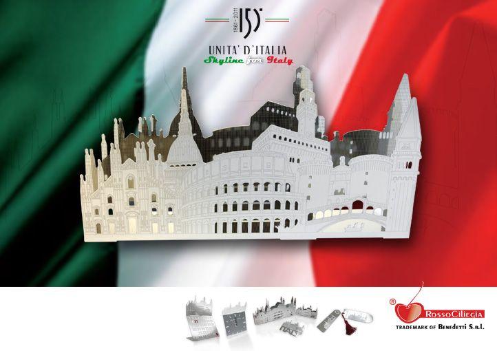 Oggettistica di design squisitamente italiana