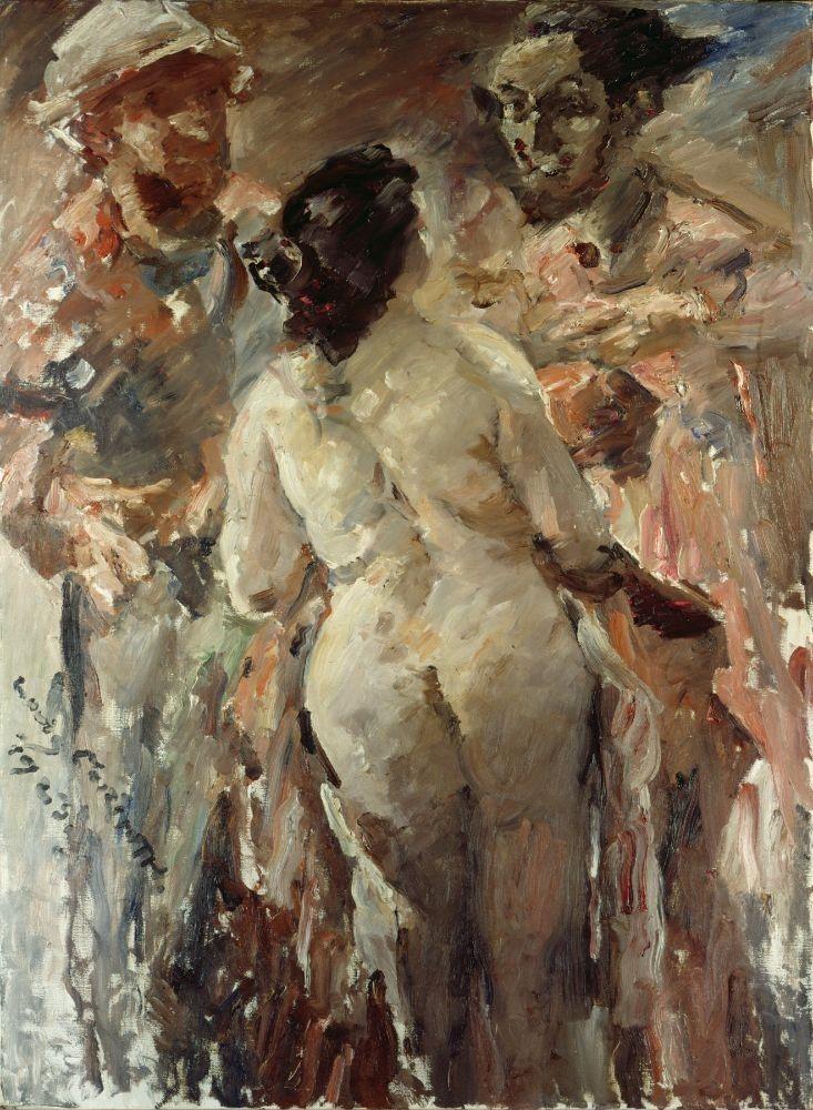 Lovis Corinth (1923) Κρατικό Μουσείο Κάτω Σαξονίας στο Ανόβερο