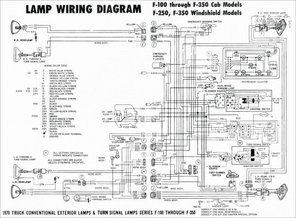 Ford E250 Fuse Diagram Electrical Wiring Diagram Electrical Diagram Trailer Wiring Diagram
