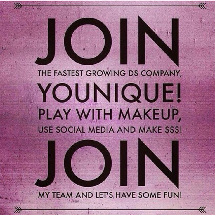 Join my team and earn extra money for the holidays. Do it on line or have parties. It's up to you. Pay is daily so you don't wait on payday. Every day is payday!!
