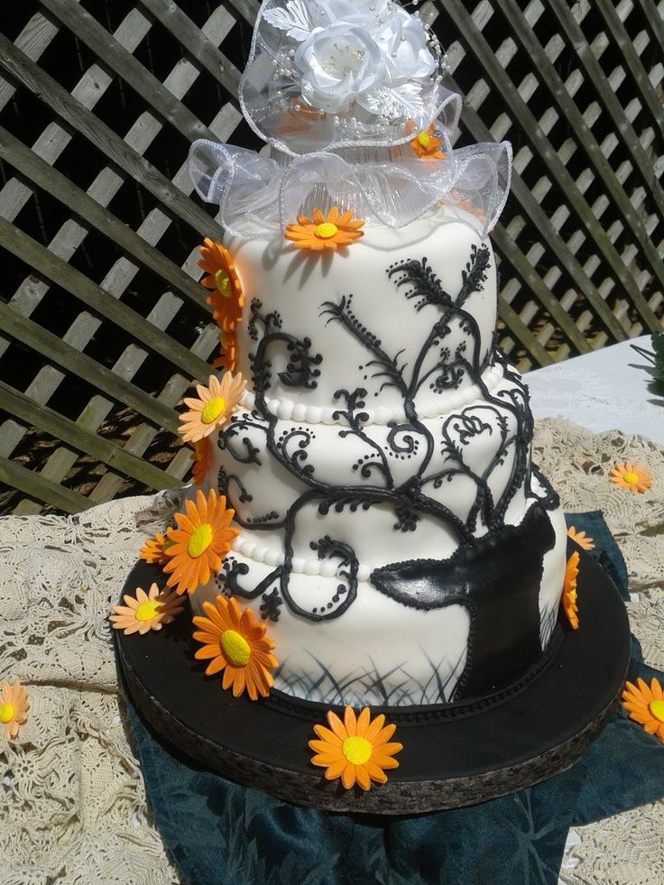 17 Best Ideas About Redneck Wedding Cakes On Pinterest