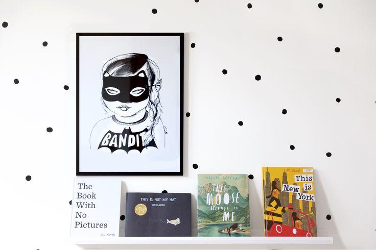 ✖️ Barnrum ✖️ Print • Mini & Maximus ➕ Decals • Wee Gallery