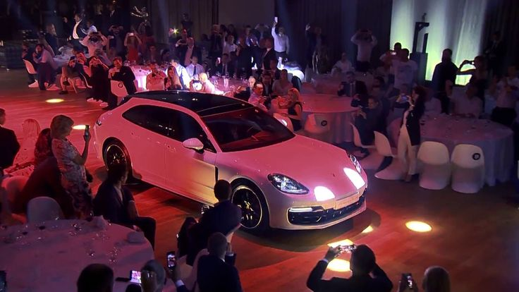 The new Panamera Sport Turismo – Launch event in Prague. - YouTube